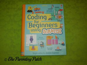 Cover of Coding for Beginners Using Scratch