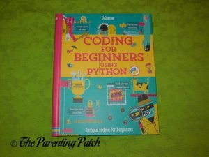 Cover of Coding for Beginners Using Python