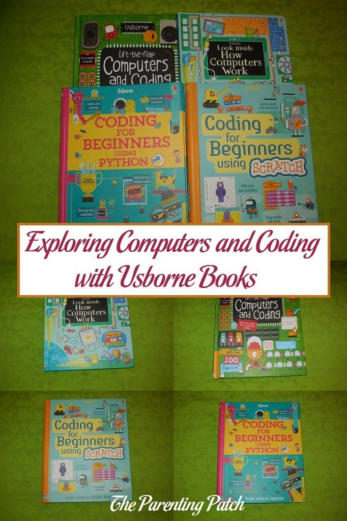 Exploring Computers and Coding with Usborne Books   Parenting Patch