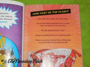 Inside Pages of 'The Official DC Super Hero Joke Book' 2
