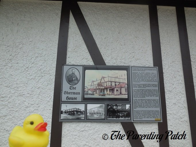 The Duck and the Sherman House