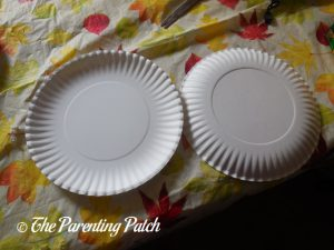 Paper Plates for A Is for Alligator Paper Plate Craft