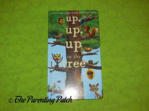 Cover of Up, Up, Up in the Tree