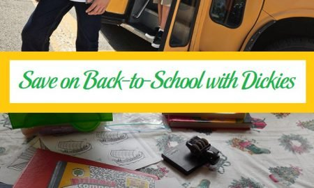 Save on Back-to-School with Dickies