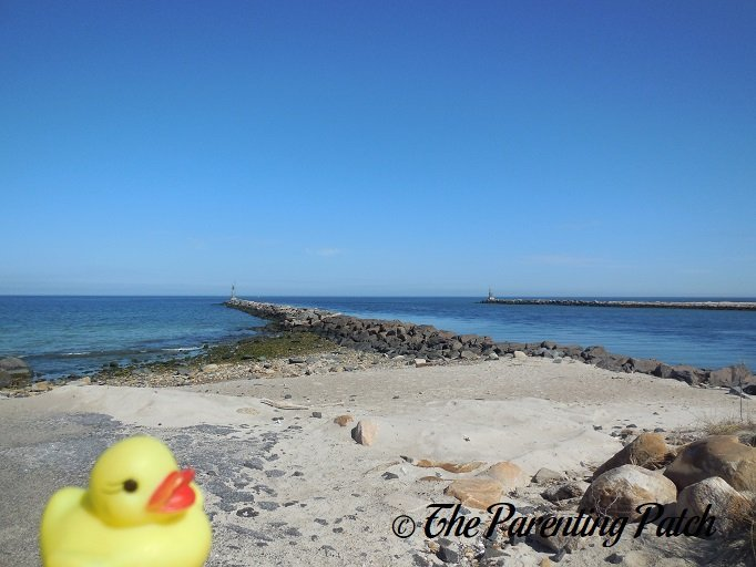 The Duck and the Montauk-Block Island Ferry Route
