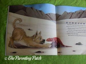 Inside Pages of 'Gobi: A Little Dog with a Big Heart' 1