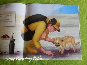 Inside Pages of 'Gobi: A Little Dog with a Big Heart' 2