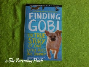 Front Cover of and 'Finding Gobi: The True Story of One Little Dog's Big Journey'
