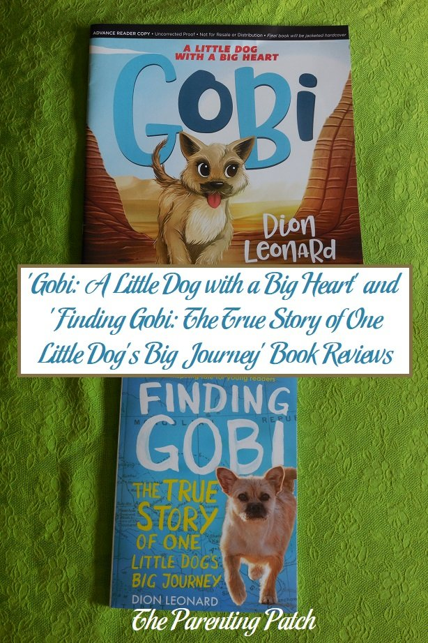 'Gobi: A Little Dog with a Big Heart' and 'Finding Gobi: The True Story of One Little Dog's Big Journey' Book Reviews