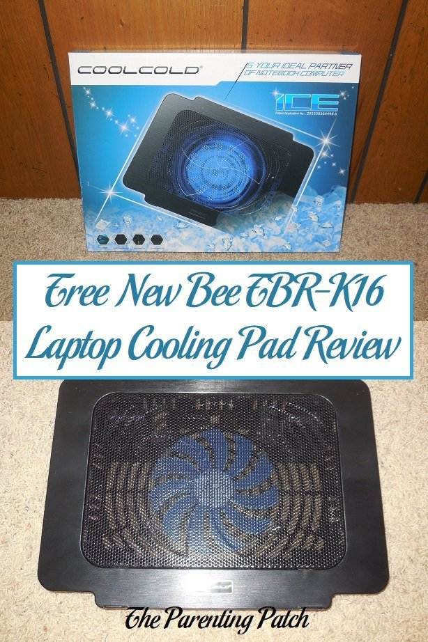 Tree New Bee TBR-K16 Laptop Cooling Pad Review