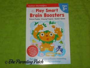 Cover of Play Smart Brain Boosters 3+
