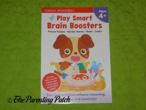 Cover of Play Smart Brain Boosters 4+