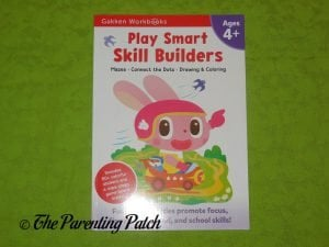 Cover of Play Smart Skill Builders 4+