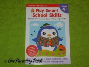 Cover of Play Smart School Skills 4+