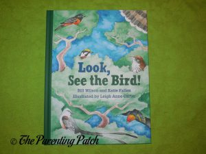 Front Cover of 'Look, See the Bird!'