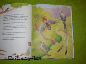 Inside Pages of 'Look, See the Bird!'