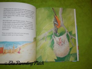 Inside Pages of 'Look, See the Bird!' 2