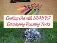 Cooking Out with SUMPRI Telescoping Roasting Forks