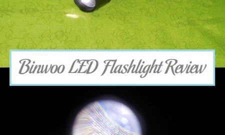 Binwo LED Flashlight Review