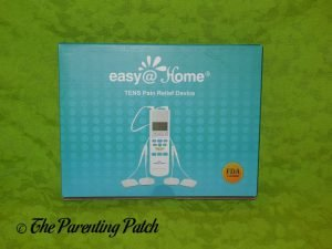 Easy@Home TENS Handheld Electronic Pulse Massager Box