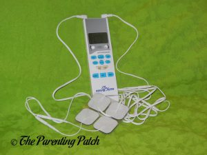Easy@Home TENS Handheld Electronic Pulse Massager