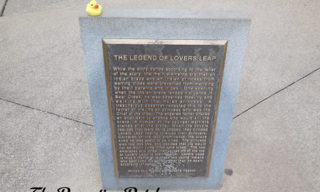 The Duck and The Legend of Lovers Leap