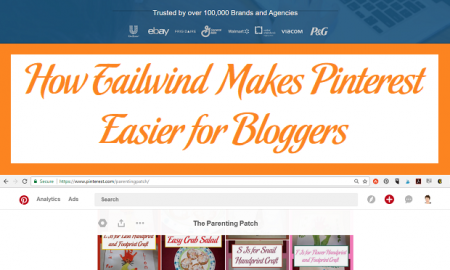 How Tailwind Makes Pinterest Easier for Bloggers