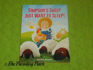 Cover of 'Simpson's Sheep Just Want to Sleep!'