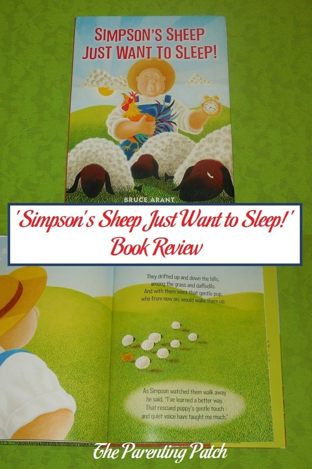 'Simpson's Sheep Just Want to Sleep!' Book Review