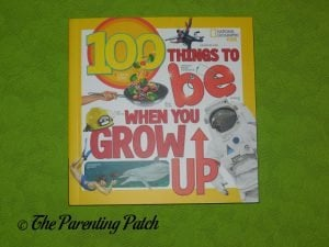 Cover of '100 Things to Be When You Grow Up'