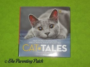 Cover of 'Cat Tales: True Stories of Kindness and Companionship with Kitties'