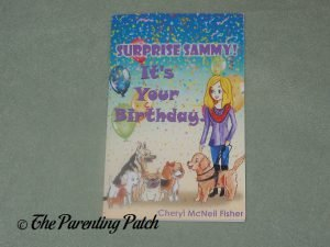 Front Cover of 'Surprise Sammy! It's Your Birthday'