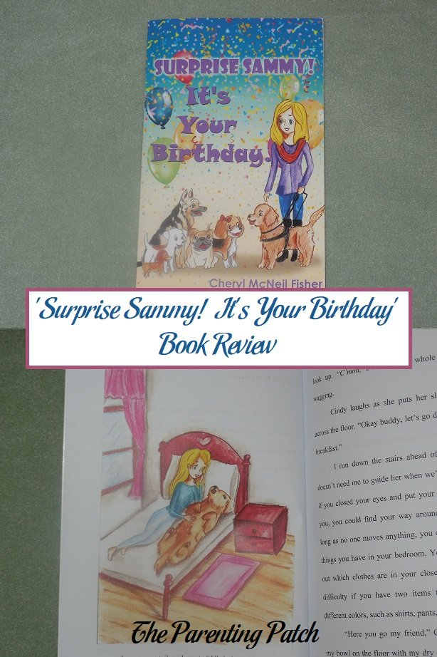 'Surprise Sammy! It's Your Birthday' Book Review