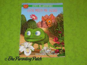 Cover of 'Cutie Meets Mr. Lizard'