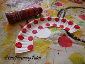 Decorating Pieces the C Is for Caterpillar Paper Plate Craft