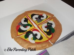 Onions for Felt Pizza Toy