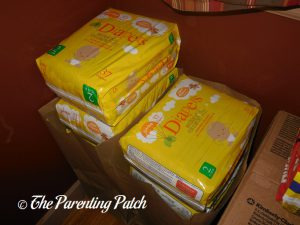 Size 2 Check This Out Diapers