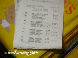 Closeout Price of Size 2 Check This Out Diapers
