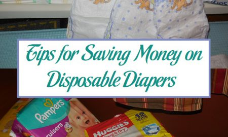 Tips for Saving Money on Disposable Diapers