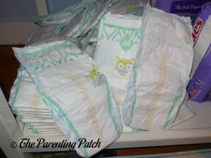 Size 4 Member's Mark Comfort Care Baby Diapers