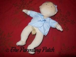 Anatomically Correct Boy Baby Doll