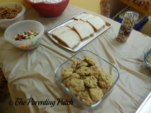 Thanksgiving Party Treats