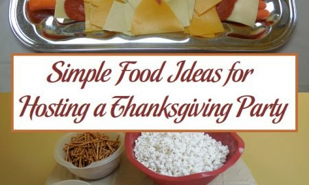 Simple Food Ideas for Hosting a Thanksgiving Party