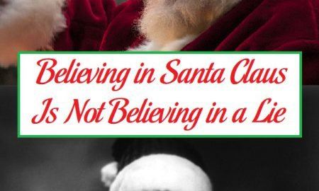 Believing in Santa Claus Is Not Believing in a Lie
