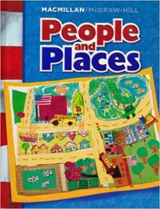 Macmillan McGraw-Hill People and Places Grade 1 Textbook