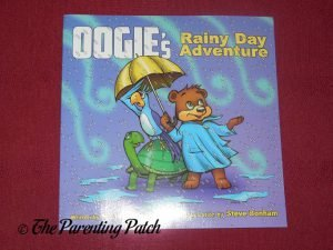 Front Cover of 'Oogie's Rainy Day Adventure'