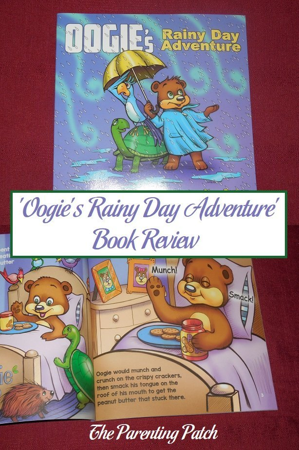 'Oogie's Rainy Day Adventure' Book Review