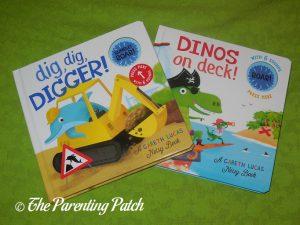 'Dig, Dig Digger!' and 'Dinos on Deck'