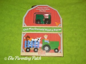 Cover of 'Woodworks Nursery Rhymes: Wheels on the Bus'