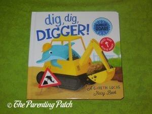 Cover of 'Dig, Dig Digger!'